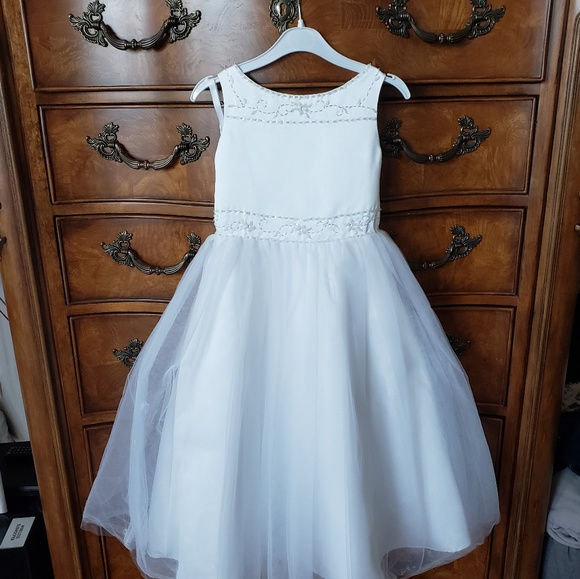 49ead32f1fe4 Light in the Box Dresses   Little Girls Flower Girl First Communion ...